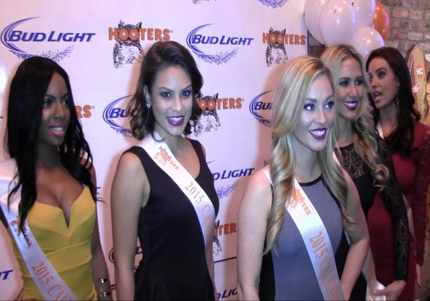 Swimsuit Calendar VIP Party - 2015 Hooters