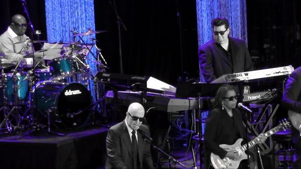 Paul Shaffer, Sheila E., Pete Escovedo, Debi Nova - 2015 South-South Awards Music