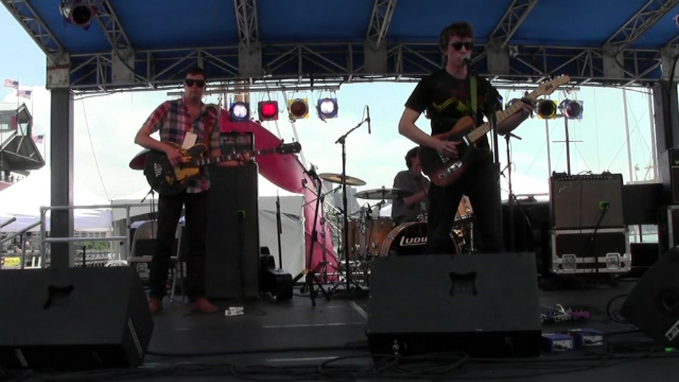 Steve Gunn - The Village Voice's 4Knots Music Festival