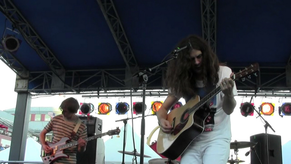 Kurt Vile & The Violators - The Village Voice's 4Knots Music Festival