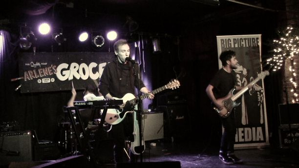 at Arlene's Grocery - A Love Like Pi Live