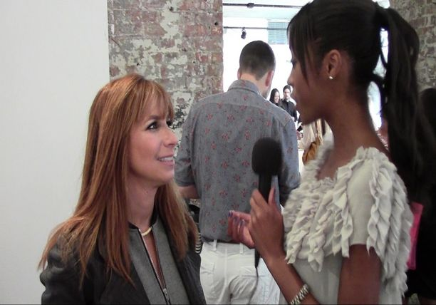 Exclusive interview with Jill Zarin - The Accessory Project 2013
