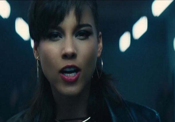 It is On Again Music Video - Alicia Keys