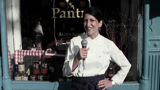 Exclusive interview with Amy Scherber - AMY'S BREAD PREVIEW 2015