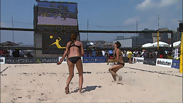 Anime Women's championship - AVP Kingston New York City