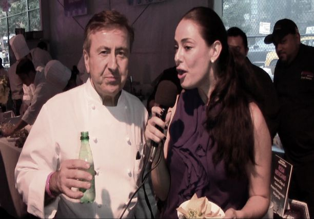 Honoring Daniel Boulud - Best of the West 2014