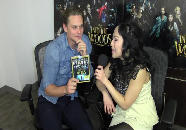 DISNEY'S INTO THE WOODS - Billy Magnussen (Rapunzel's Prince)