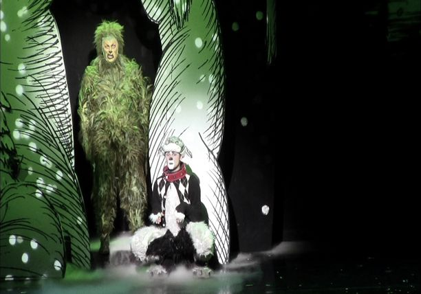 DR. SEUSS Musical 2014 - How the Grinch Stole Christmas