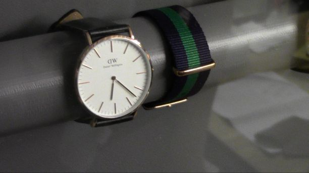 Holiday Pop-Up Sneak Preview 2015 - Daniel Wellington