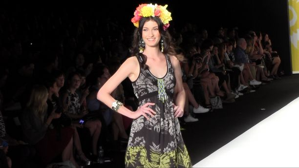 Fashion Show - DESIGUAL Spring/Summer 2015