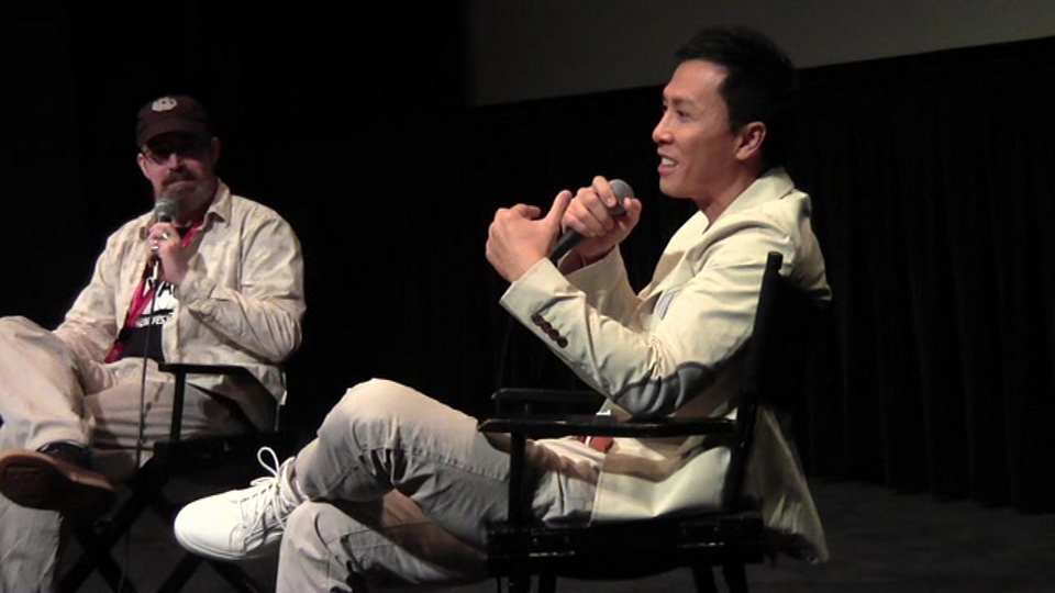 New York Asian Film Festival - Donnie Yen Q&A