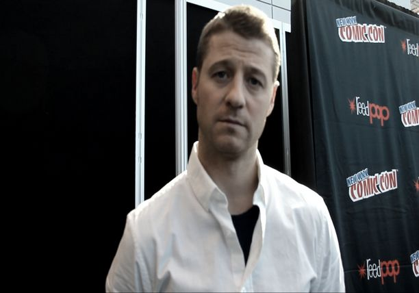 New York ComicCon - Gotham TV series