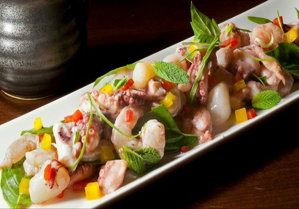 Hosted by Executive Chef, Steven Ferdinand - A Taste of Spring at Haru
