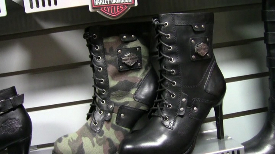 Spring/Summer 2013 Preview - Harley Davidson