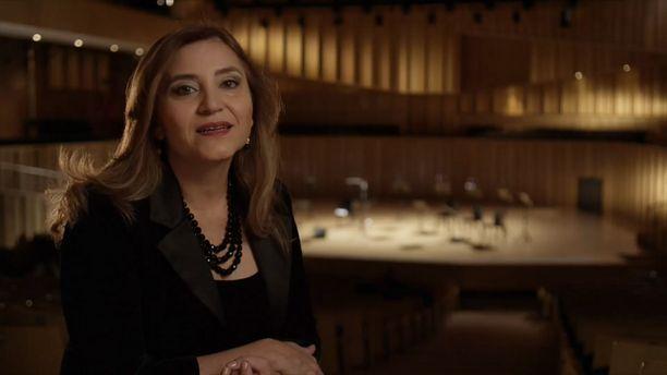 Grammy Artist Berta Rojas - The making of History of Tango