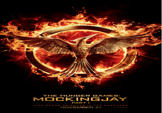 Part 1 Trailer - The Hunger Games: Mockingjay