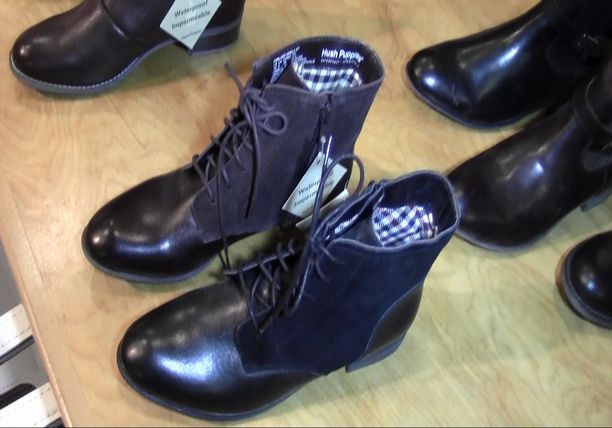 FALL/Holiday 2013 Collection - Hush Puppies