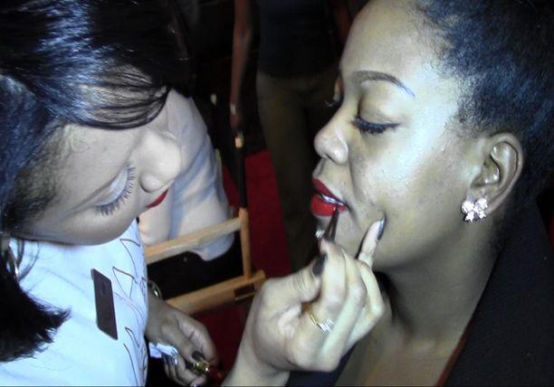 Girls Night Out - IMAN Cosmetics presents