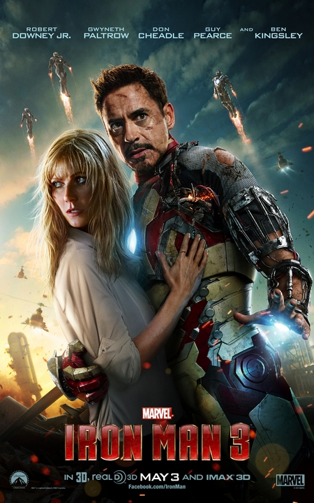 Trailer - IRON MAN 3