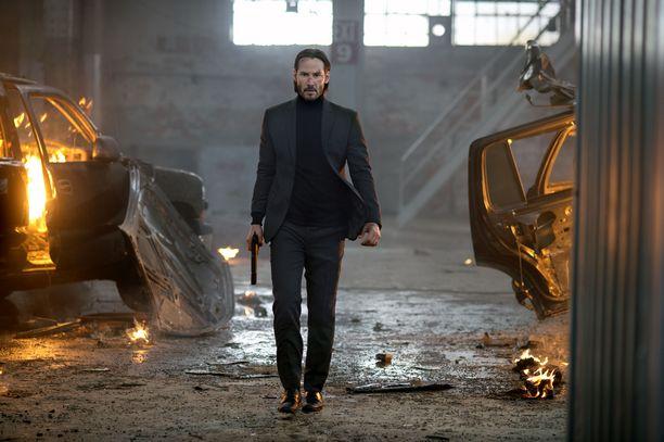 Keanu Reeves - JOHN WICK Movie Trailer