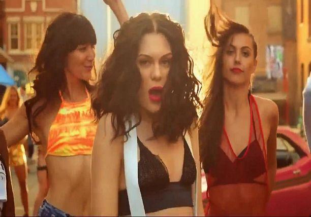 Jessie J Feat. Ariana Grande & Nicki Minaj Bang Bang