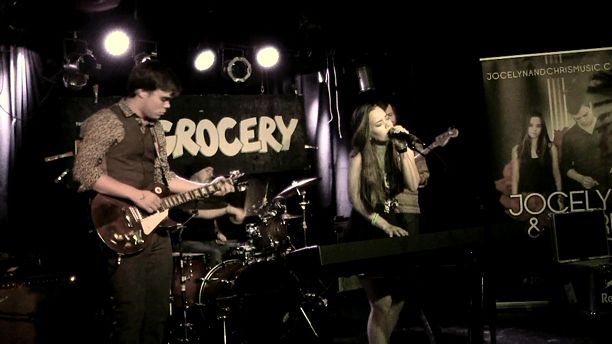 Big Picture Media CMJ Showcase 2015 - Jocelyn & Chris Arndt Live at Arlene's Grocery