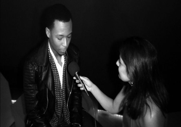 Glade Pop-Up Boutique - Exclusive Kevin Ross Interview