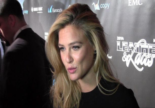 Hosted by Brooklyn Decker and Bar Refaeli - Leather & Laces Party 2014