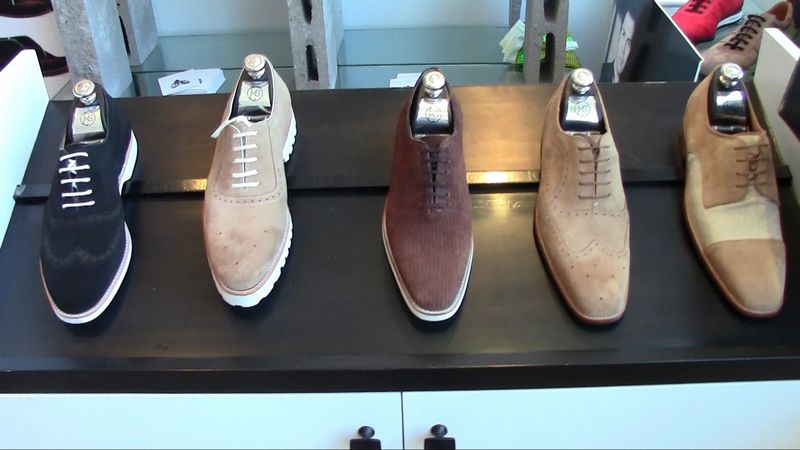 Fall 2014 - The Left Shoe Company