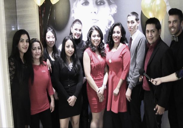 VIP Grand Opening Party 2014 - Marilyn Monroe Spas