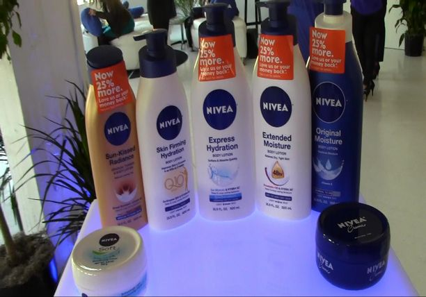 Circle of Beauty Lounge - New NIVEA