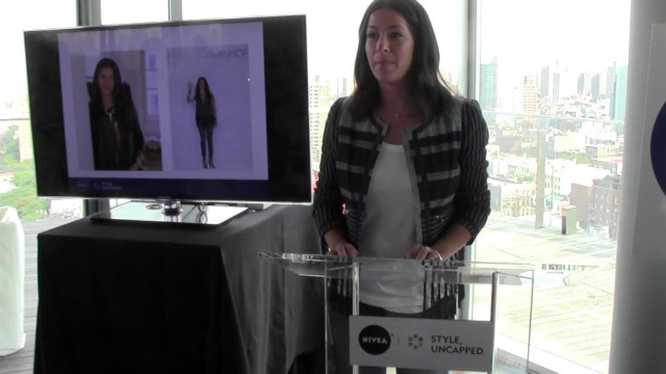 """Rebecca Minkoff - NIVEA """"Style, Uncapped"""""""