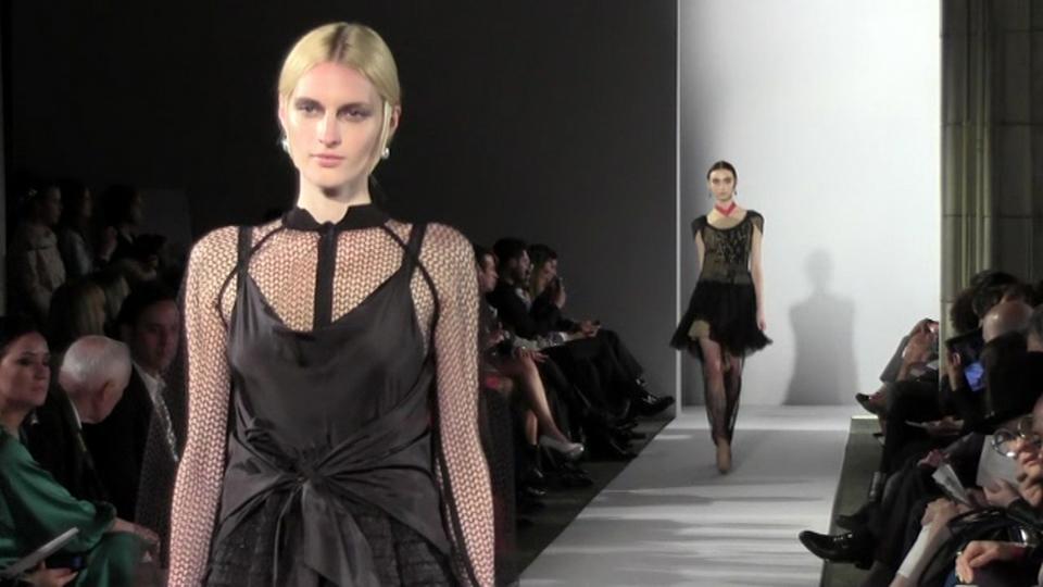 Isabel Toledo Fashion Show - Noche de Moda