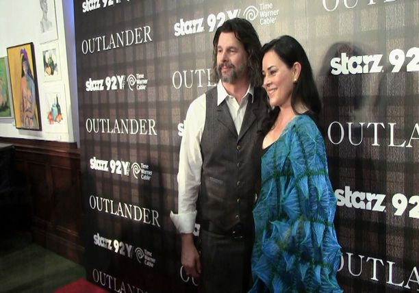at 92nd Street Y - STARZ Outlander Series Screening