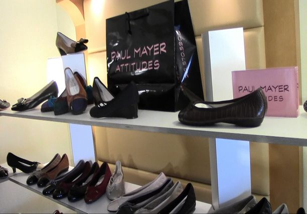 FALL/Winter 2013-2014 Collection - Paul Mayer