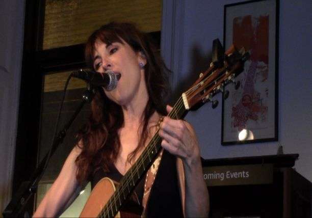 Housing Works Bookstore Cafe - An Evening with Rebecca Pidgeon