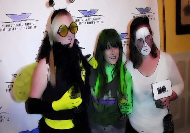 Monster Mash - SSMAC Junior Committee