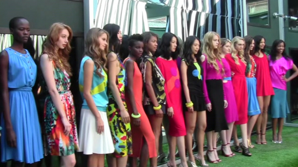 Spring/Summer 2013 Mercedes-Benz Fashion Week - STEPHEN BURROWS