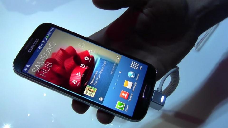 Launch - Samsung Galaxy 4
