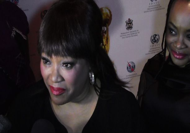 Exclusive Interview with Zindzi Mandela the daughter Nelson Mandela - 2013 South-South Awards