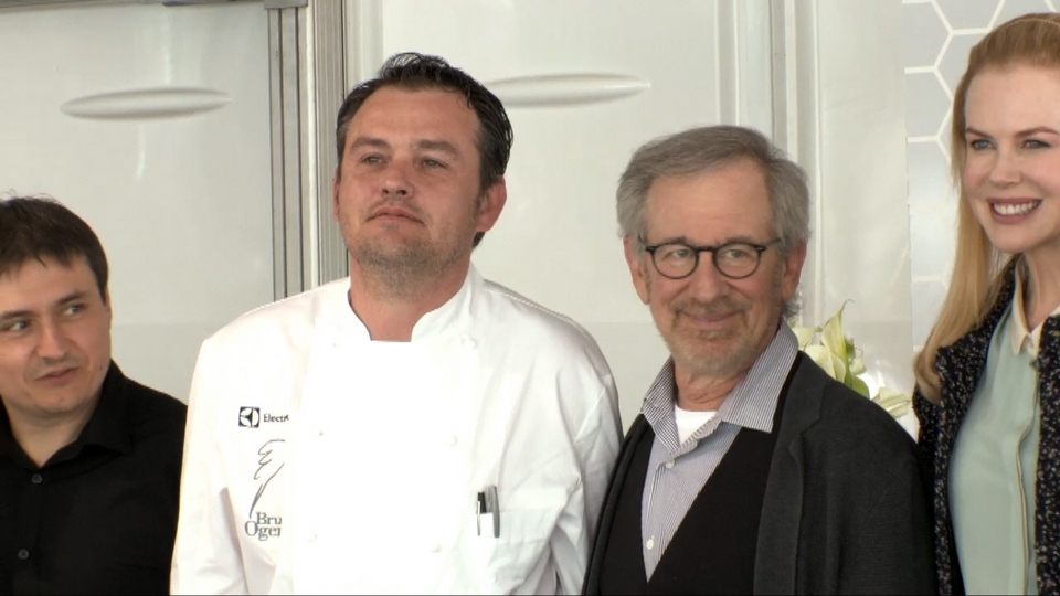 Electrolux Impress Cannes Festival - Steven Spielberg Themed Lunch