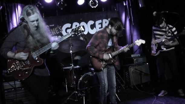 at Arlene's Grocery - The Gills Live