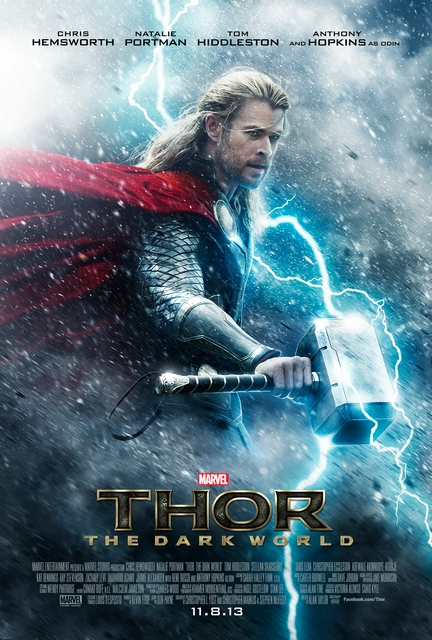 Teaser trailer - THOR: THE DARK WORLD