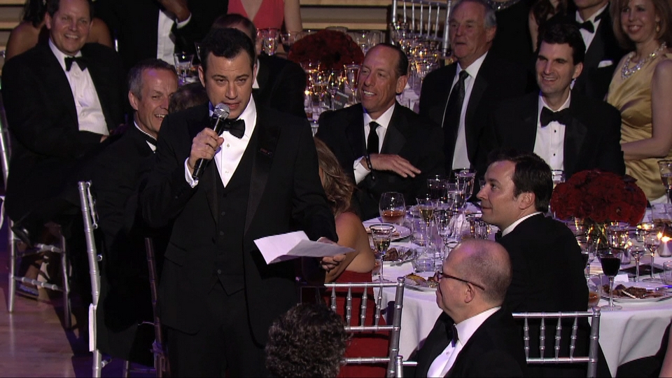 Jimmy kimmel - Time 100 Gala 2013