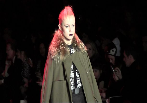 Fall/Winter 2013 Collection - Vivienne Tam