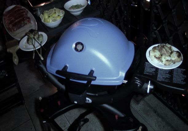 New Product Preview - Weber Grills 2015