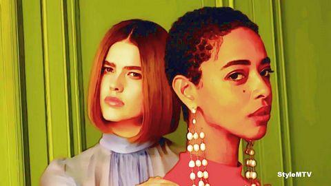 ANDREW GN Womenswear Fall Winter 2021/22 Art Paris, France