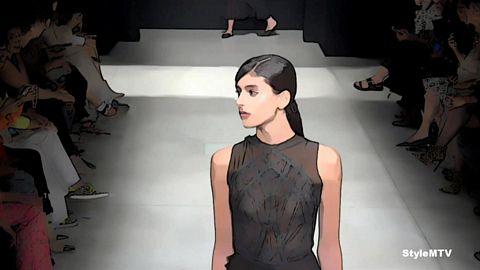 BUDAPEST SELECT SS20 Milan Fashion Week Art