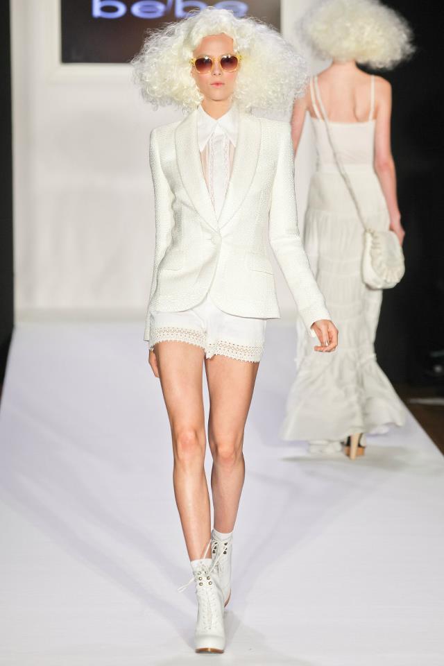 Fashion Show - Bebe Spring/Summer 2012