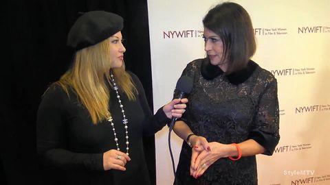 NYWIFT Muse Awards Honoree Caroline Hirsch